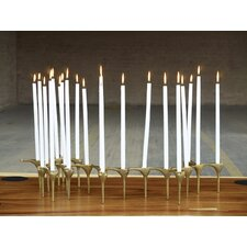 Hand-Dipped Taper Candles (Set of 10)