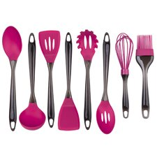 8 Piece Silicone Utensil Set