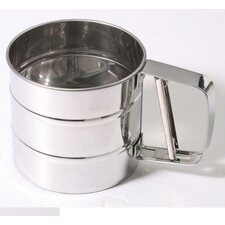 3 Cup Stainless Steel Flour Sifter