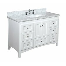 "Abbey 48"" Single Bathroom Vanity Set"