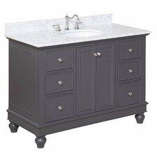 "Bella 48"" Single Bathroom Vanity Set"