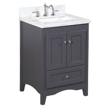 "Abbey 24"" Single Bathroom Vanity Set"