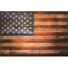 """""""American Dream""""Arte De Legno Photographic Print"""