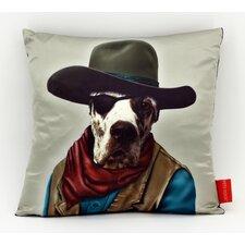 """Pets Rock™ """"Cowboy"""" Throw Pillow"""