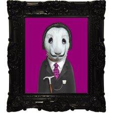 "Pets Rock™ ""Surreal"" Framed Graphic Art"