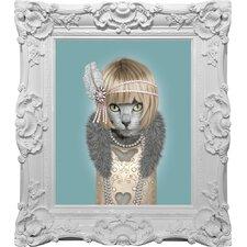 "Pets Rock™ ""Daisy"" Framed Graphic Art"