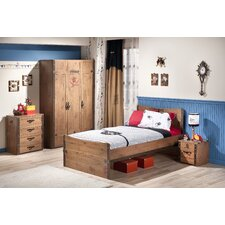 Pirate Twin Panel Customizable Bedroom Set