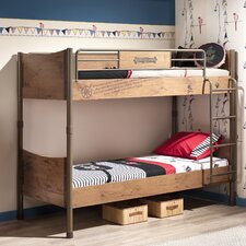 Pirate Twin Bunk Bed