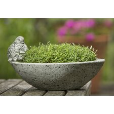 Garden Terrace Oval Pot Planter
