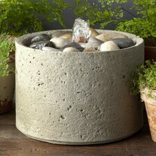 Garden Terrace Cast Stone Fountain