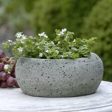 Garden Terrace Round Pot Planter
