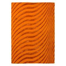 Teppich in Orange