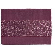 Teppich Vega in Violett