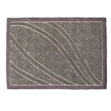 Teppich Demi in Grau