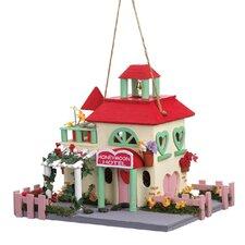 Honeymoon Hotel Hanging Birdhouse