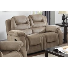 Staas Dual Reclining Loveseat