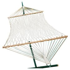 Bormann Double Cotton Rope Hammock