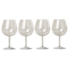 Gwinn Red Wine Glass (Set of 4)