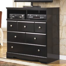 Cannonball Way 3 Drawer Media Chest