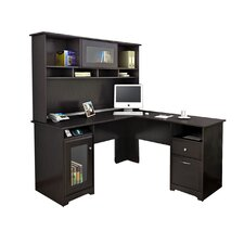 Capital Computer Desk with Hutch