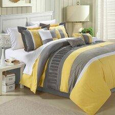 Strong Arm 8 Piece Comforter Set