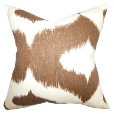 Otter Creek Ikat Throw Pillow