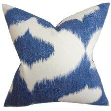 Otter Creek Ikat Throw Pillow