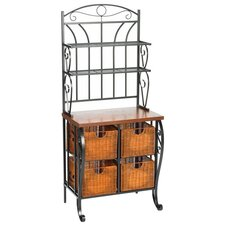 Lineage Storage Baker's Rack