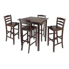 Auburn Road 5 Piece Counter Height Pub Table Set