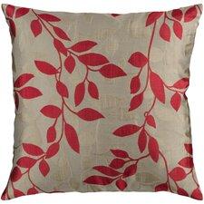 Midnight Flowering Throw Pillow