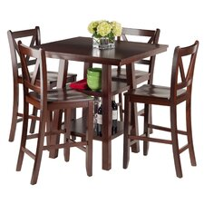 Pratt Street 5 Piece Dining Set