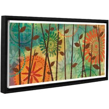 Colorful Natural Framed Graphic Art