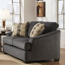 Simmons Upholstery Athena Loveseat