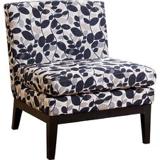 New Holland Floral Slipper Chair