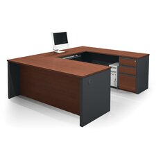 Bormann U-Shape Desk Office Suite