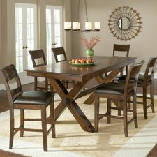 Fernson 7 Piece Counter Height Dining Set
