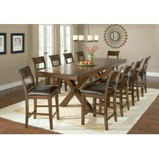 Fernson 11 Piece Counter Height Dining Set