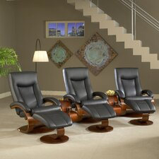 Flathead Lake 54 Home Theater Recliner (Row of 3) (Set of 3)