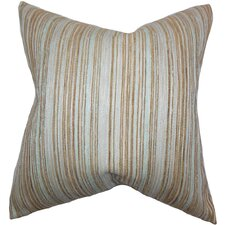 Bourdeau Stripes Throw Pillow