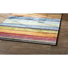 Las Cazuela Multi-color Area Rug