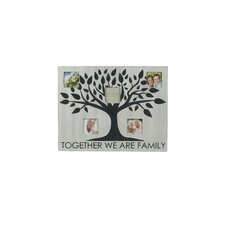 """""""Together We Are Family"""" Collage Frame"""
