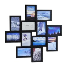 12 Picture Collage Frame