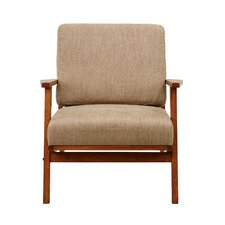 Clear Creek Exposed Wood Arm Chair