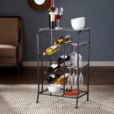 Alzado 10 Bottle Floor Wine Rack