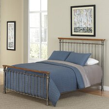 Kibbe Panel Bed