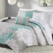 Cedar Creek 6 Piece Coverlet Set