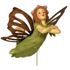 Fairy Christina Metal Wings Statue (Set of 2)