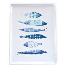 Malaga Fish Plate