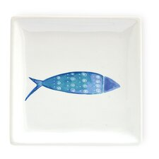 Malaga Fish Plate (Set of 2)