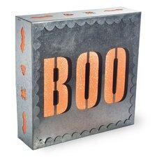 Boo LED Halloween Décor